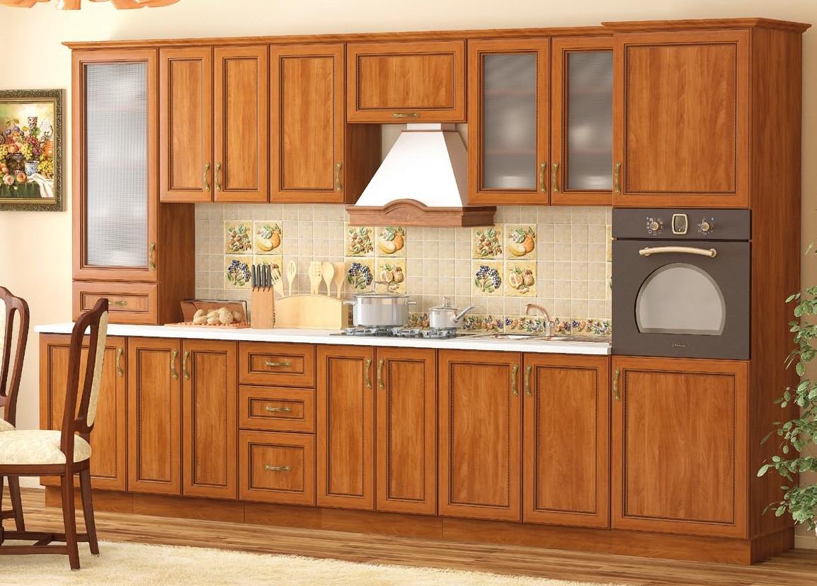 "Кухня ""Ника Рамка"" 2.0 Мебель-Сервис"