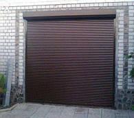 Роллеты на двери, защитные роллеты