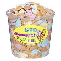 Жевательные зефирные конфеты Haribo Creamy Ice 150шт., 1050г