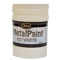 MetalPaint ALUMINIUM - универсальная металлизированная водорастворимая краска с повышенной искристостью