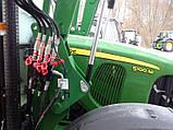 Фронтальный погрузчик Hydrometal на тракторы John Deere, фото 9