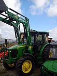 Фронтальный погрузчик Hydrometal на тракторы John Deere, фото 2