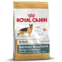сухий корм для собак ROYAL CANIN German shepherd adult 12 кг