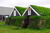 Экодома. Исландские торфяные дома