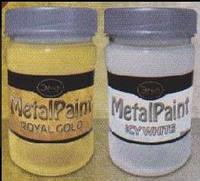 MetalPaint ROYAL GOLD- универсальная металлизированная водорастворимая краска с повышенной искристостью