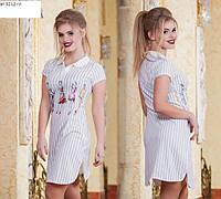 Летнее женское платье 3212 гл