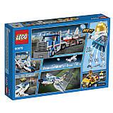 Конструктор Lego City Перевізник тренувального літака 60079., фото 2