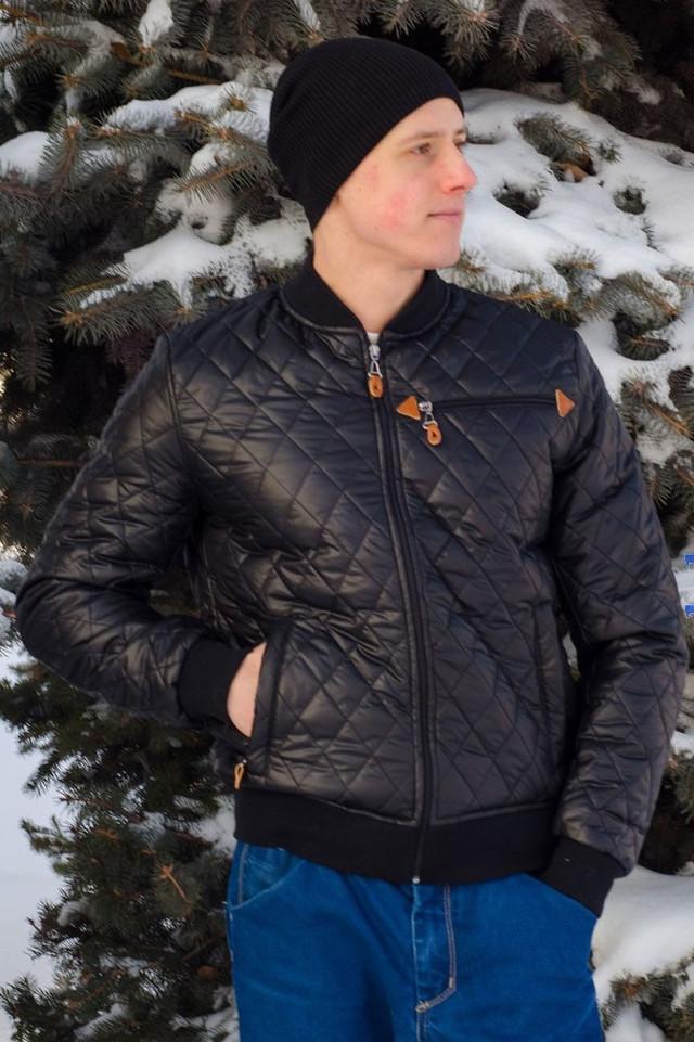 Мужская куртка весна 2016