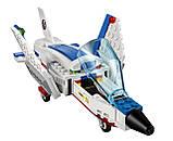 Конструктор Lego City Перевізник тренувального літака 60079., фото 6
