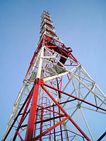 Вышка сотовой связи модель №1