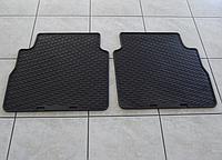 Коврики задние резиновые, комплект 2шт OPEL VECTRA-C General Motors 09162728