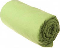 Полотенце SEA TO SUMMIT DryLite Towel 50x100 cm  lime р.M