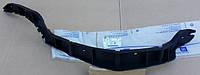 Направляющая (кронштейн крепления) заднего бампера правая GM 1406326 93306735 OPEL Astra-H sedan