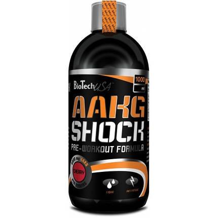 Biotech USA AAKG Shock Extreme 1000 ml, фото 2