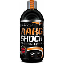 Biotech USA AAKG Shock Extreme 1000 ml