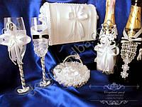 Набор из 6 свадебных аксессуаров Нео Классика