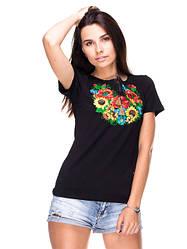 Женские футболки вышиванки