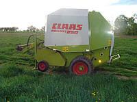 Прес-підбирач Claas Rollant 250