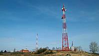 Вышка сотовой связи модель №4