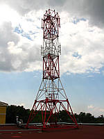 Вышка сотовой связи модель №33