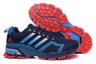Кроссовки мужские Adidas Marathon синие