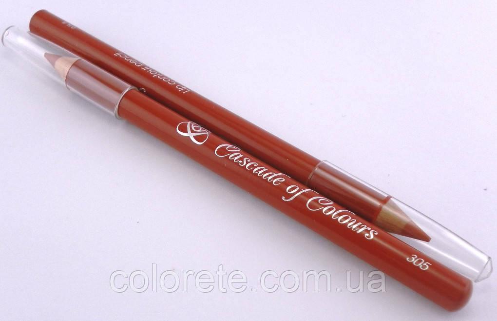 №305 Карандаш для губ Cascade of Colours №305