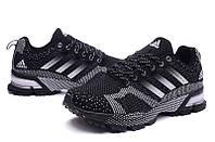Женские кроссовки Adidas Marathon черные
