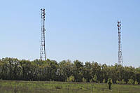 Вышка сотовой связи модель №105