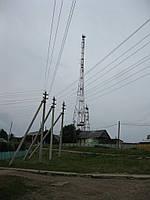 Вышка сотовой связи модель №203
