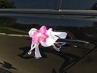 С розовыми орхидеями
