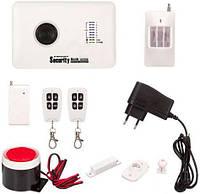 Комплект GSM сигнализации PoliceCam GSM 10C+WTM радиомодуль