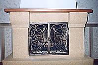 Кованые каминные принадлежности №30