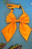 Галстук-бабочка (бант) опт Оранжевый