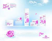 Новая косметика серии ROSE Joghurt