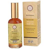 Khadi Аюрведическое масло для волос Khadi «Для жизненной силы и роста» (100 мл)