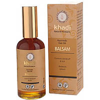 Khadi Масло-бальзам для волос Khadi против перхоти (100 мл)