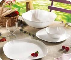 Набор посуды Lotusia White 30 приборов