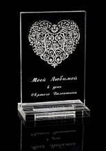 Награды, сувениры из оргстекла