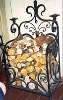 Кованые каминные принадлежности №503