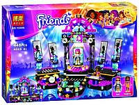Конструктор Bela Friends Сцена Поп звезды 10406, фото 1