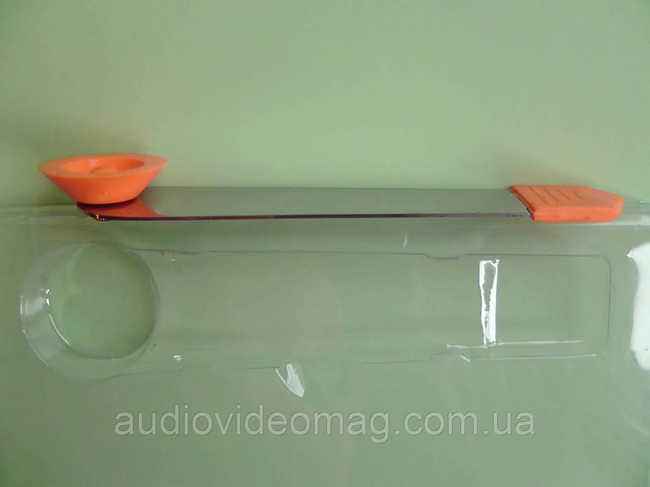 Плектр с роликом для вскрытия корпусов телефонов, планшетов