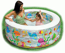 Надувной бассейн Intex 58480  152х56 см.