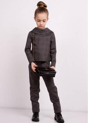 """Детский костюм """"Гвен"""" кофта+брюки, фото 2"""