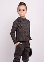 """Детский костюм """"Гвен"""" кофта+брюки, фото 3"""