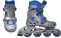 Роликовые коньки X-Road PW-120 Blue