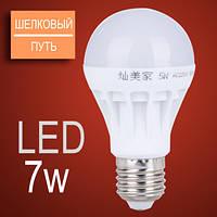 Светодиодная лампа LED 7Вт E27