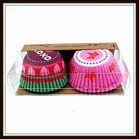 Бумажные формы (тарталетки) для выпечки кексов