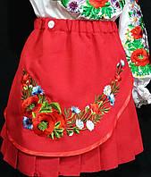 Детская юбка вышитая для девочек