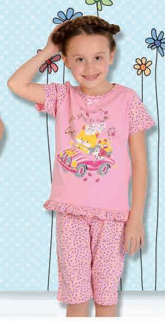 Пижама 414 фиолетовый