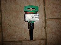 Удлинитель 1/2   75 мм. (TOPTUL)  CAAA1603